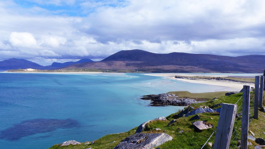 Luskentyre Beach, Isle of Harris