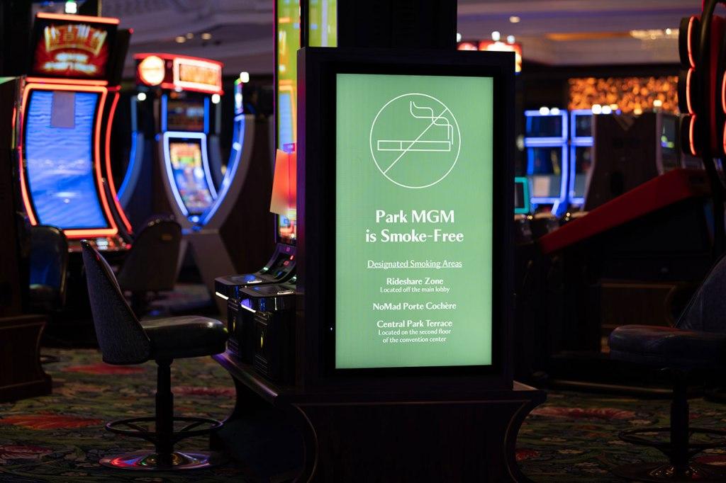 Smoke Free Hotel Las Vegas