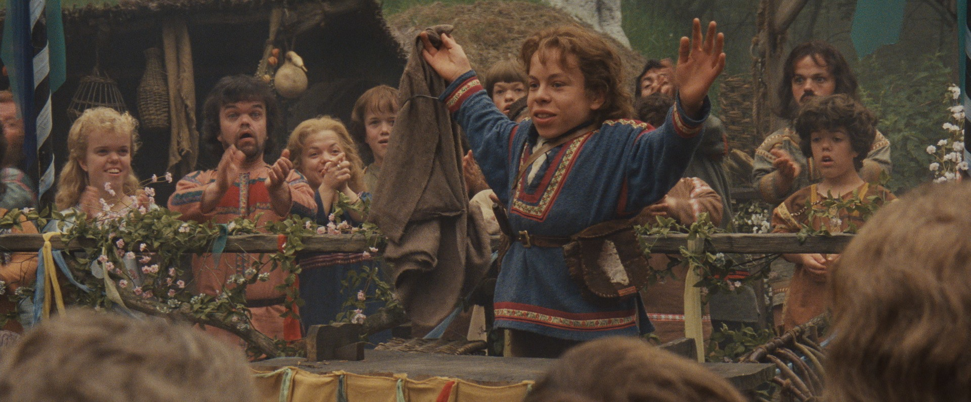 Warwick Davis and Ron Howard return for Disney+ Willow TV show, to be directed by Jon M. Chu