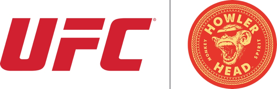 UFC and Howler Head logos