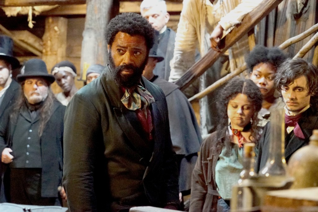 A first look at characters from Django on Sky TV