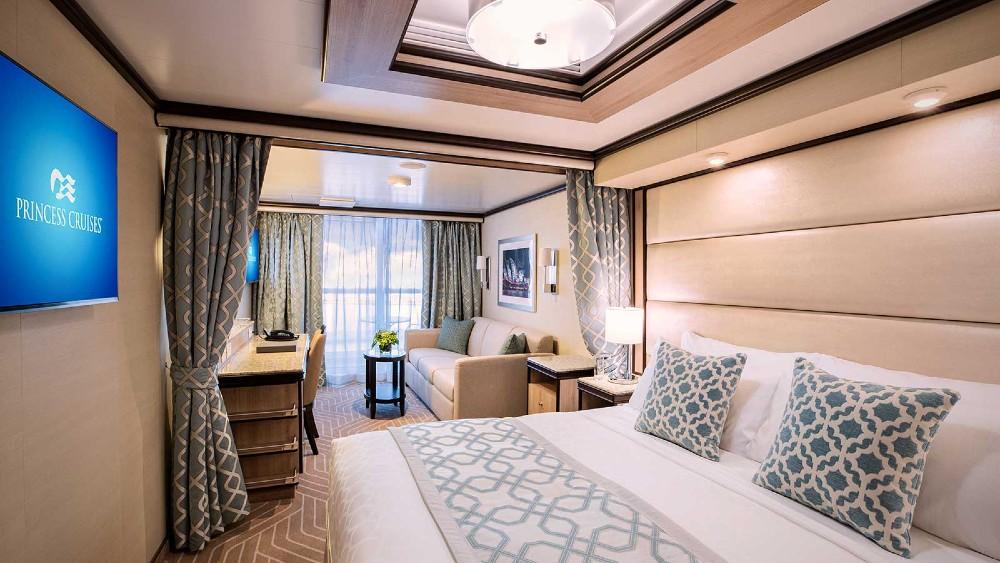 Sky Princess mini suites