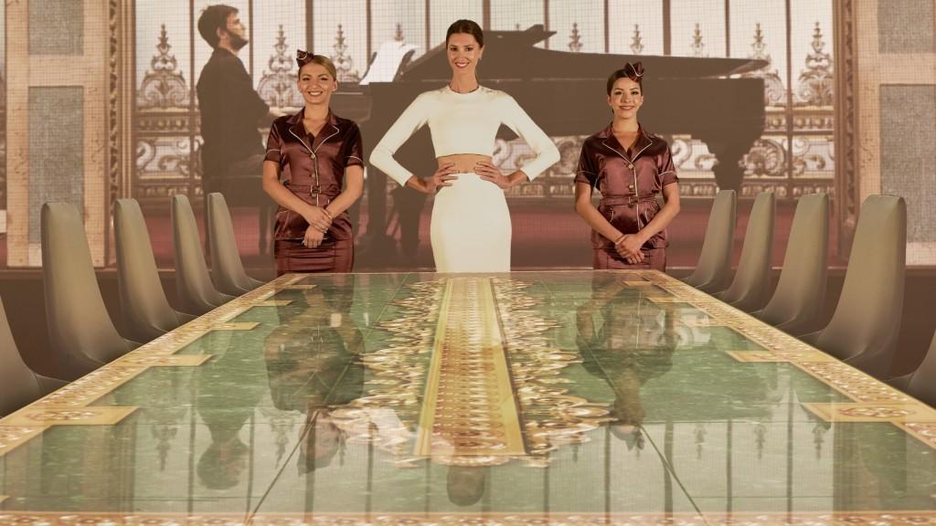 The Sublimation team at the Hard Rock Hotel Ibiza