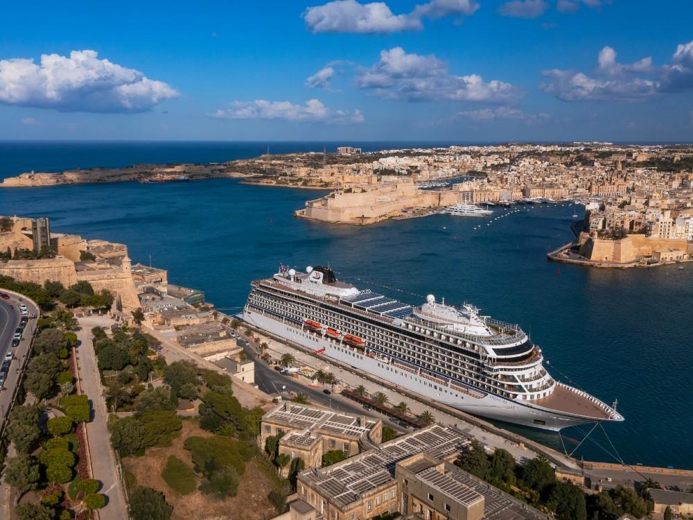 Viking Sea in Malta