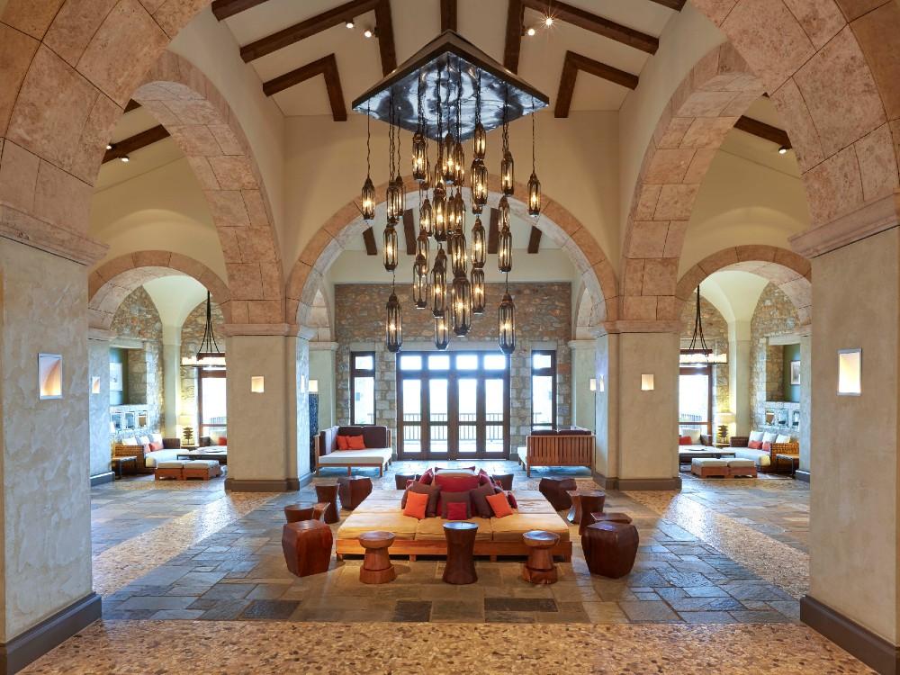 The Westin Resort, Costa Navarino lobby