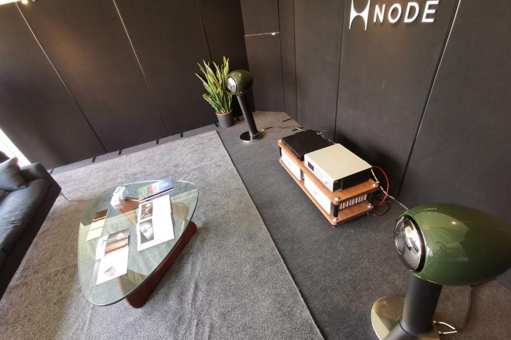 Node Audio speakers
