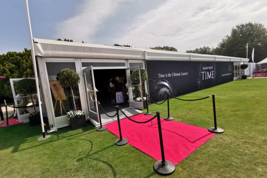 Time Pavilion at Soln prive